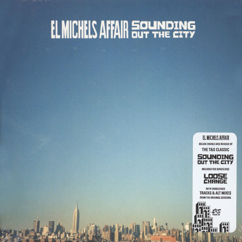 El Michels Affair - Sounding Out The City Deluxe Edition