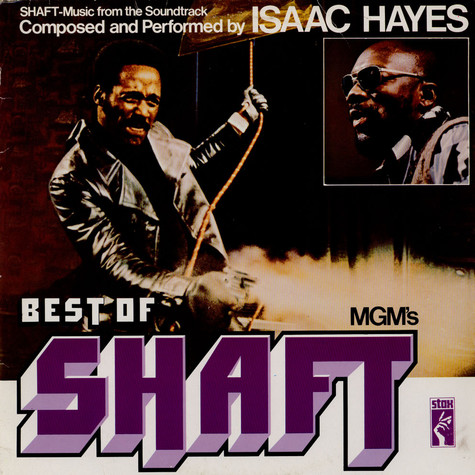 Isaac Hayes - Best Of Shaft