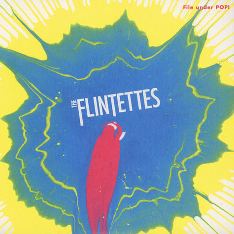 Flintettes - Open Your Eyes