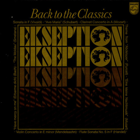 Ekseption - Back To The Classics