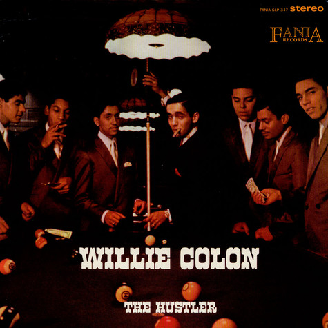 Willie Colon - The Hustler