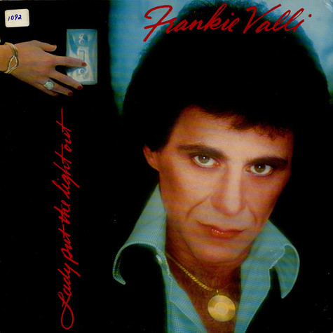 Frankie Valli - Lady Put The Light Out