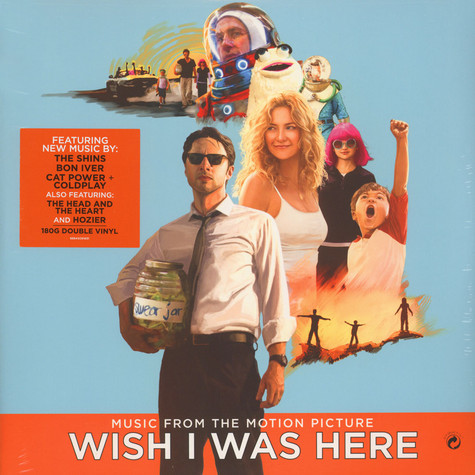 V.A. - OST Wish I Was Here