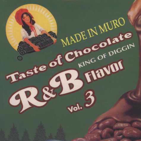 DJ Muro - Taste Of Chocolate: R&b Flavour Volume 3