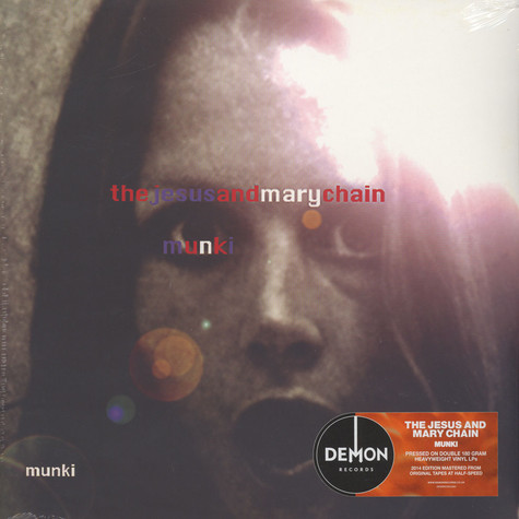 Jesus & Mary Chain, The - Munki