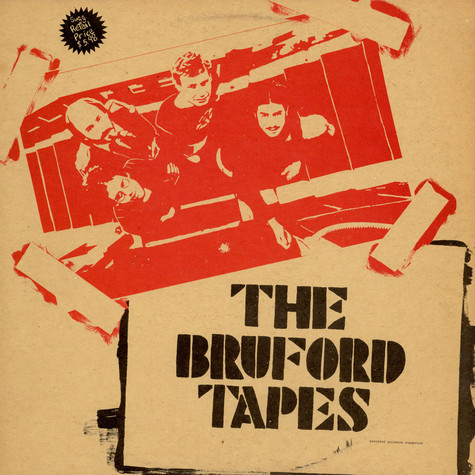 Bruford - The Bruford Tapes