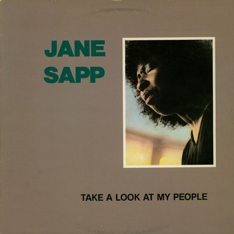 Jane Sapp - Take A Look At My People