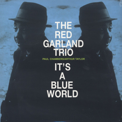Red Garland Trio, The - It's A Blue World