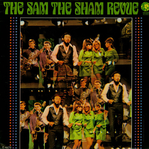 Sam The Sham & The Pharaohs - The Sam The Sham Revue
