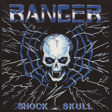 Ranger - Shock Skull Blue Vinyl Edition