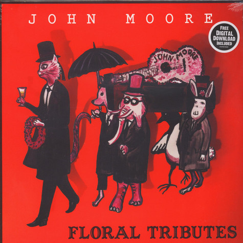 John Moore - Floral Tributes