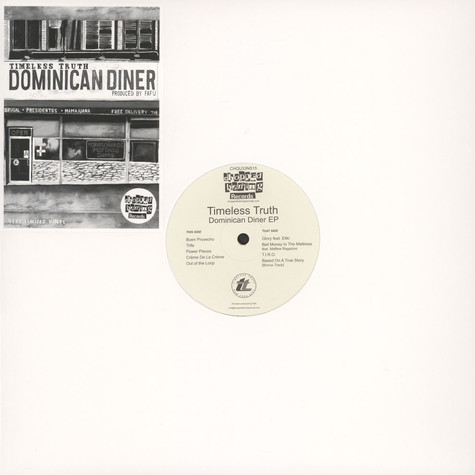 Timeless Truth - Dominican Diner