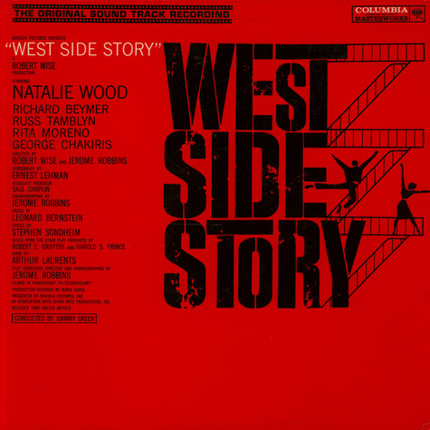 Leonard Bernstein - West Side Story (The Original Sound Track Recording)
