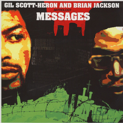Gil Scott-Heron & Brian Jackson - Anthology White Vinyl Edition