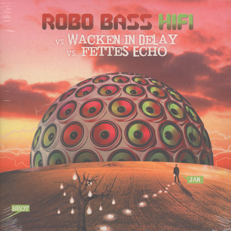 Robo Bass Hifi - Wacken in Delay / Fettes Echo