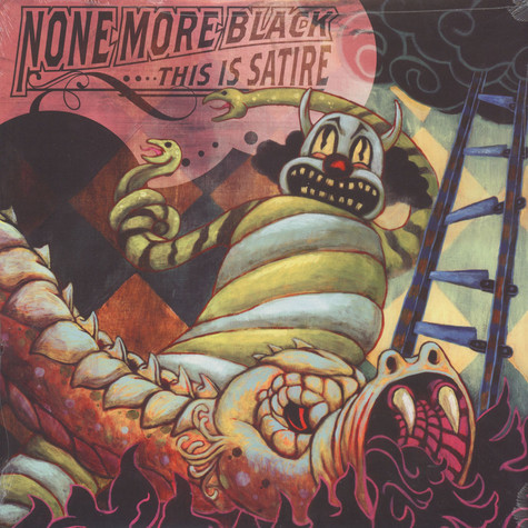 None More Black - This Is Satire