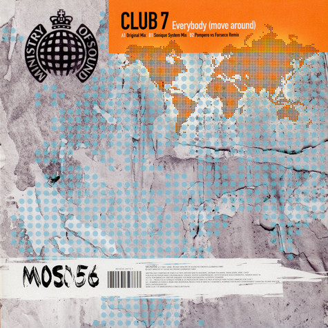 Club 7 - Everybody (Move Around)