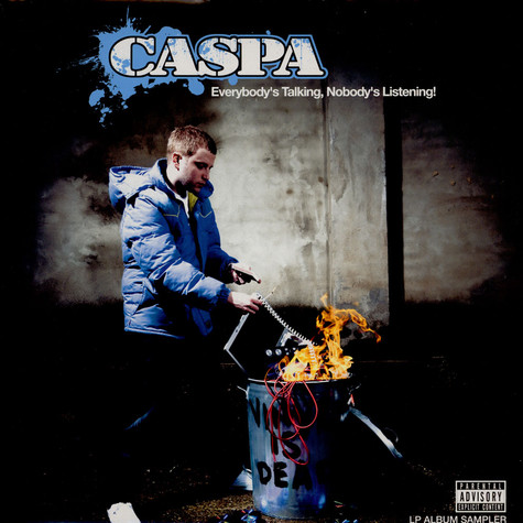 Caspa - Everybody's Talking, Nobody's Listening!
