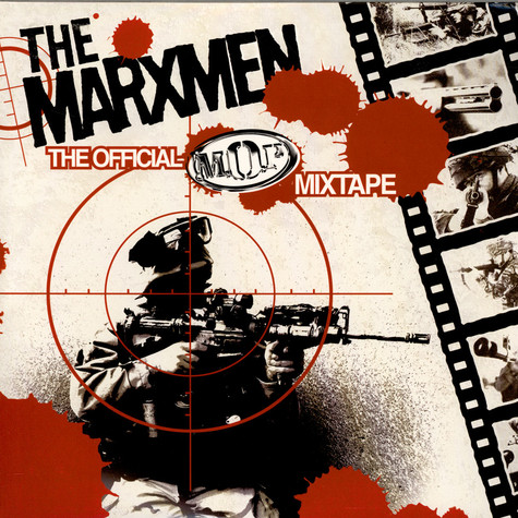 M.O.P. Presents Marxmen, The - Marxmen Cinema