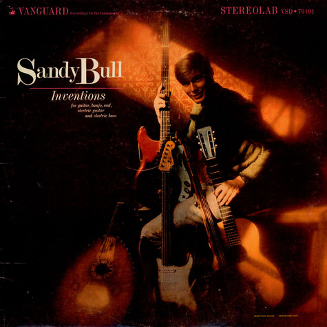 Sandy Bull - Inventions