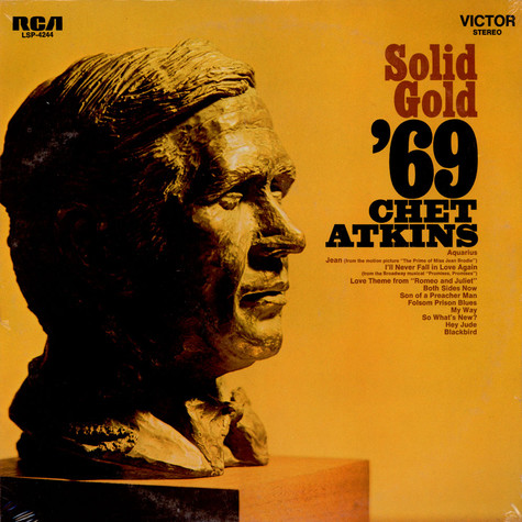 Chet Atkins - Solid Gold '69
