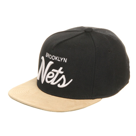 Mitchell & Ness - Brooklyn Nets NBA All Day Snapback Cap
