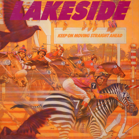 Lakeside - Keep On Moving Straight Ahead