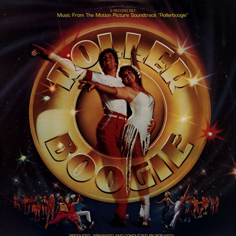"V.A. - Music From The Motion Picture Soundtrack ""Roller Boogie"""