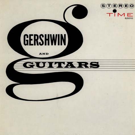 Al Caiola and Orchestra - Gershwin And Guitars