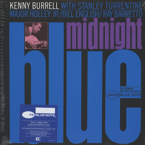 Kenny Burrell - Midnight Blue Back To Black Edition