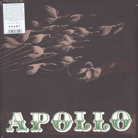 Apollo - Apollo Black Vinyl Edition