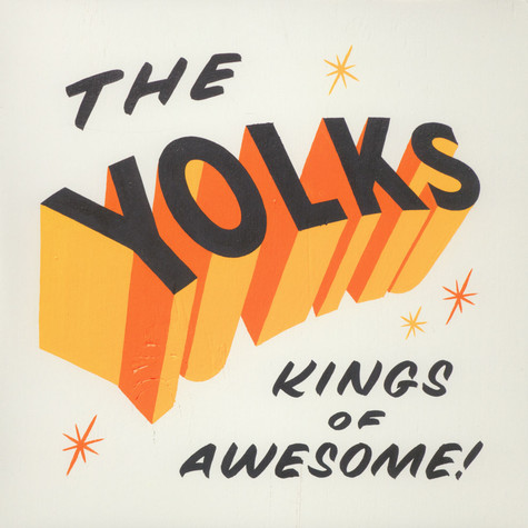 Yolks, The - Kings Of Awesome