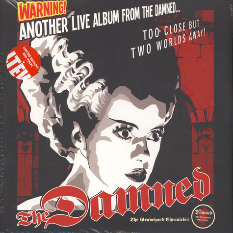 Damned, The - Another Live Album From The Damned