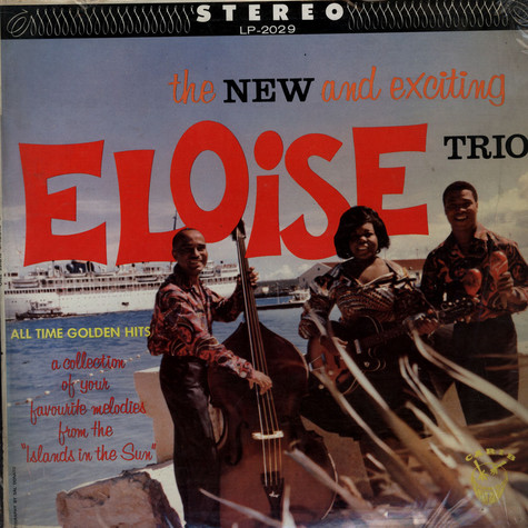 Eloise Trio, The - The New And Exciting Eloise Trio