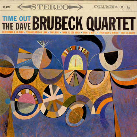 Dave Brubeck Quartet , The - Time Out