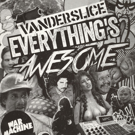 Vanderslice - Everything's Awesome White Vinyl Edition