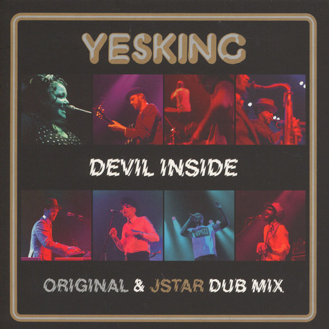 Yesking - Devil Inside