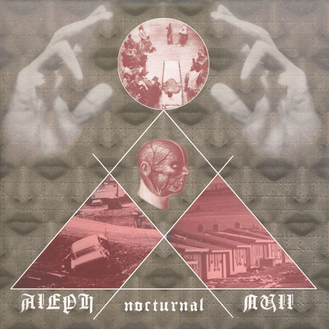 Aleph Null - Nocturnal Colored Vinyl Edition