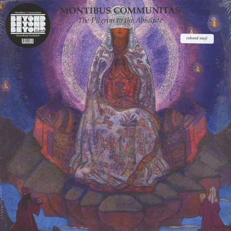 Montibus Communitas - The Pilgrim To The Absolute Clear Vinyl Edition