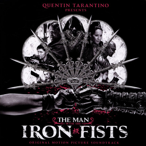 V.A. - OST The Man With The Iron Fists