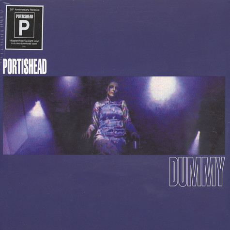 Portishead - Dummy 20th Anniversary Black Vinyl Version