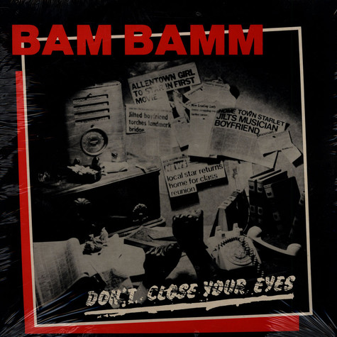 Bam Bamm - Don't Close Your Eyes