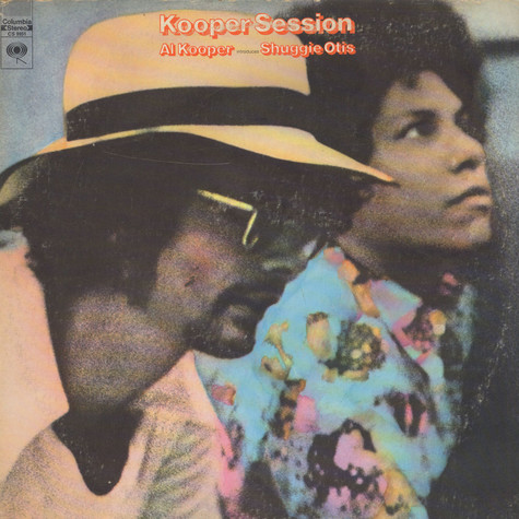 Al Kooper Introduces Shuggie Otis - Kooper Session