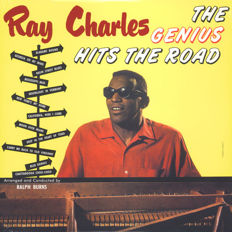 Ray Charles - Genius Hit The Road