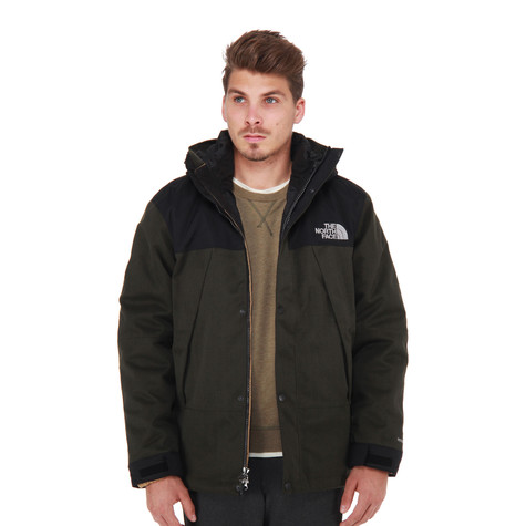 The North Face - Mountain Triclimate Jacket