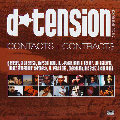 D-Tension - Contacts + Contracts