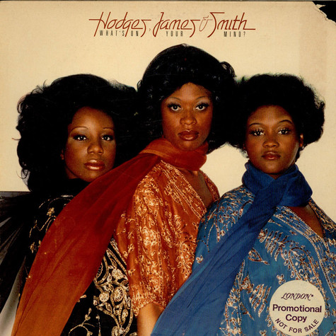 Hodges, James And Smith - What's On Your Mind?