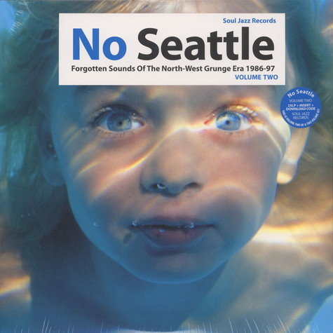 V.A. - No Seattle - Forgotten Sounds Of The North-West Grunge Era 1986-97 - LP 2
