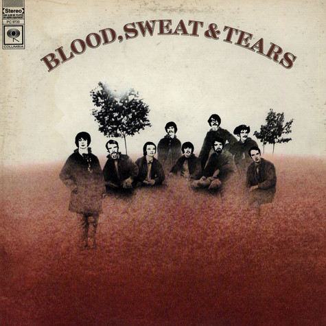 Blood, Sweat & Tears - Blood, Sweat And Tears