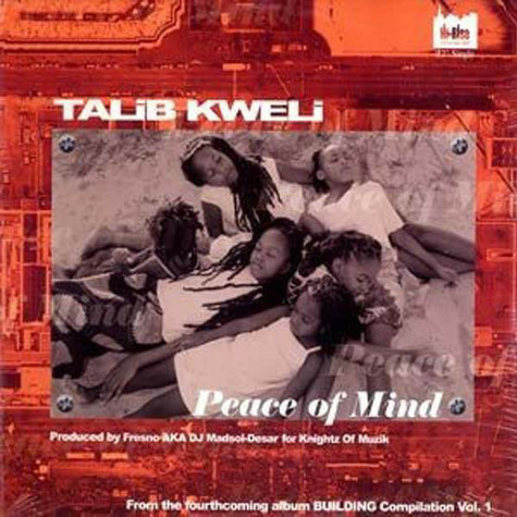 Talib Kweli - Peace Of Mind